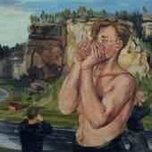 Hanns Oehme, Das Echo. 1940. 3000 €