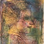 Rudolf Ray, 66 Vienna Portrait-1937 bez und dat 39,5x27cm