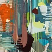 Thomas Reinhold (Wien 1953 geb.) o.T., 2015 Öl auf Leinwand; ungerahmt; 150 × 140 cm,  RUFPREIS € 5.000