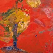 Max Weiler Baum, 1972 Eitempera auf Leinwand; 200 × 205 cm EUR 350.000-700.000