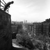 Fred Stein, Mt. Morris Park, New York 1945 335 x 274 mm  © Fred Stein bei VG Bild-Kunst, Bonn 2018