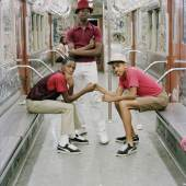 Jamel Shabazz The Trio NYC, 1980 © Jamel Shabazz courtesy Galerie Bene Taschen