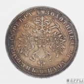Russland - Rubel 1864, St. Petersburg, Alexander II., 1855-1881
