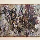 Wilfrid Moser (1914-1997) Composition, 1961 Oel auf Leinwand, 114 x 146 cm