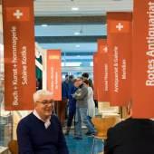 """Impressionen """"23. Antiquariats-Messe Zürich 2018"""""""