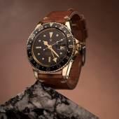 Rolex Oyster Perpetual GMT-Master, 18K Gold, Schweiz, 1976