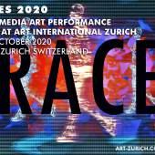 TRACES 2020 von JfR Über den menschlichen Fußabdruck in der Natur. (c) art-zurich.com