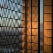 7 facade Der DC TOWER 1 ist ein Zeichen für das neue Wien, das von WED AG in der Donau-City in den letzten 18 Jahren entwickelt wurde . © DC Towers / Michael Nagl