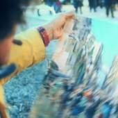 Stories of Street Performers, Giuseppe de Liso, Artist (c)