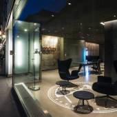 Ehemalige Bankfiliale wird Addendum Redaktion (c) Wolfgang Thaler│Berger+Parkkinen Architekten