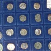 Konvolut 20 römische Grossmünzen-Sesterzen u.a.,zusammen