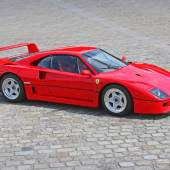 1990 Ferrari F40 Estimation: 1100000  - 1300000 €