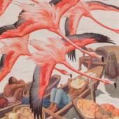 Norbertine Bresslern-Roth* Flamingos, 1935 Schätzpreis: 100.000 – 200.000 €