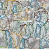 Markus Lüpertz* Männer ohne Frauen. Parsifal, 1993 Schätzpreis: 80.000 – 120.000 €