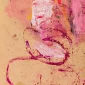 Martha Jungwirth* Bali Queen, 2011 Schätzpreis: 18.000 – 35.000 €