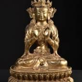 Buddha Statue: Trisamayavyuha Buddha, 1.200 €