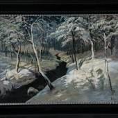 421 - Konstantin Jakowlewitsch Kryschitskij Auktion: 238 - Russian Art & Icons  Ukraine, 1858 - 1911 Katalogpreis: 30.000 - 40.000 €