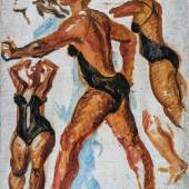 422 - Alexander Alexandrowitsch Deineka Auktion: 238 - Russian Art & Icons  1899 Kursk - 1969 Moskau Katalogpreis: 40.000 - 60.000 €