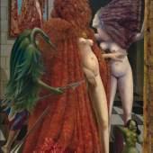Max Ernst: Die Einkleidung der Braut, 1940, Peggy Guggenheim Collection, Venedig (Solomon R. Guggenheim Foundation, New York), 76.2553 PG 78, Photo: David Heald © Solomon R. Guggenheim Foundation, New York / VG Bild-Kunst, Bonn 2020