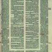 94-69(Biblia latina. Schätzpreis: 4.000,00 €    Neues Testament). Matteus Apocalypse