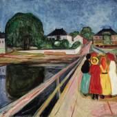 9567 Munch, Girls on the Bridge