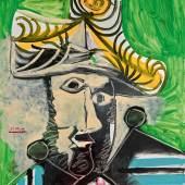 9710 Picasso, Tete d'homme
