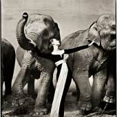 Richard Avedon Nastassja Kinski and the Serpent, Los Angeles, California oversized, signed and editioned '66/200' in pencil on the reverse, framed, 1981, printed in 1982 32 1/4  by 48 3/4  in. (81.9 by 123.8 cm.) Estimate $60/90,000