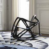 """Joris Laarman """"Bone Rocker"""" Armchair designed 2007, executed 2009 Estimate $220/280,000"""