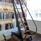 Jean Prouvé Library Ladder 1951 Estimate $275/325,000