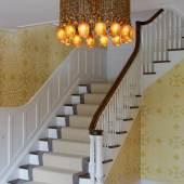"Tiffany Studios Fourteen-Light ""Moorish"" Chandelier circa 1910-1915 Estimate $150/250,000"