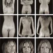 Lot 23 Chuck Close Kate Moss a group of 6 digital pigment prints, comprising 3 diptychs of Nudes and 3 Portraits after 9 original daguerreotypes, each signed, dated, and editioned 'P. P. II/III' in pencil in the margin, framed, 2003, printed in 2005 (in 6 frames) Various sizes to overall 18 1/2  by 11 3/4  in. (47 by 29.8 cm.) Estimate $70/100,000
