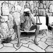 Jean Pigozzi, Helmut Newton, Villa Dorane Antibes France 1993 copyright Jean Pigozzi