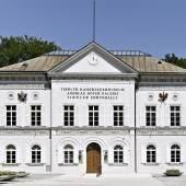 KAISERJAEGERMUSEUM  Außenansicht Kaiserjägermuseum  © Alexander Haiden