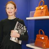 Pénélope Blanckaert, Hermès Vintage & Fashion Arts Direktorin bei Artcurial Paris (c) Artcurial