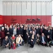 Gruppenaufnahme am 27.02.2011 anläßlich der Eröffnung der Ausstellung Copyright: PHOTOGRAPHIEDEPOT