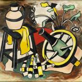 "N. KHODASEVICH-LÉGER ""Nature morte"" CHF 40'000 / 60'000"