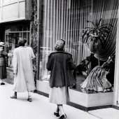 Modeauslage in der Kärntnerstraße, 1. Bezirk, 1946 Otto Croy Copyright: ÖNB / Wien, Bildarchiv und Graphiksammlung