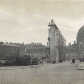 Otto Wagner, Museumsschablone für das Kaiser Franz Josef-Stadtmuseum, 1910 © Wien Museum