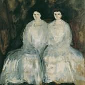 Richard Gerstl, Die Schwestern Karoline und Pauline Fey, 1905  © Belvedere, Wien