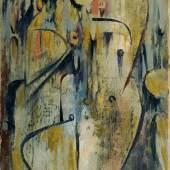 "Wolfgang Paalen, ""El Velorio"", 1946 © Belvedere, Wien"