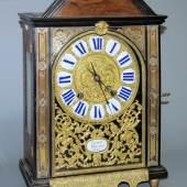 """""""Religieuse""""-Tischuhr von Balthazar Martinot, Paris um 1670 Balthazar Martinot Limit:: 4.000 €"""