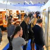 ((Bild Experten Antik & Kunst; Bildnachweis: Messe Sindelfingen)): Die Experten auf der Antik & Kunst (von links nach rechts):