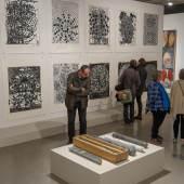 Ausstellungsansicht.jpg Ausstellungsansicht; Foto: N. Lackner