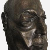 Wander Bertoni, Büste von Erhard Buschbeck