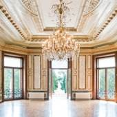 Hermesvilla, Tilgnersaal Foto: Hertha Hurnaus © Wien Museum