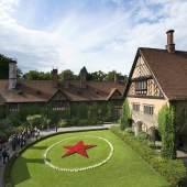 Vor 100 Jahren eingeweiht: Schloss Cecilienhof in Potsdam. Foto: SPSG/Leo Seidel