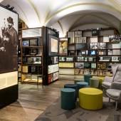 Dauerausstellung des Literaturmuseums 2. Stock: Von der Auf- klärung bis zum Ersten Weltkrieg