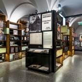 Dauerausstellung des Literaturmuseums 1. Stock: Von 1918 bis zur Gegenwart