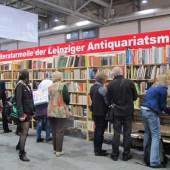 Impressionen Leipziger Antiquariatsmesse 2017 (c) abooks.de e.K