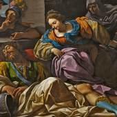 Lionello Spada (1574 – 1622)  Samson und Delilah | Öl auf Leinwand | 152 x 193 cm Ergebnis: € 270.900